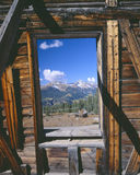 Alta Ghost Town Royalty Free Stock Image
