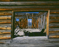 Alta Ghost Town Royalty Free Stock Photos