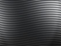 Alta griglia del metallo curva ricerca Fotografie Stock Libere da Diritti