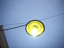 Alta illuminazione di efficienza di illuminazione Fotografia Stock Libera da Diritti