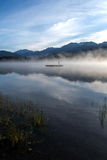 Alta jeziora Whistler Obrazy Royalty Free