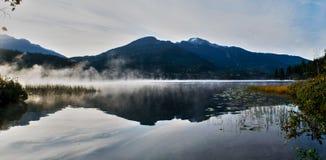 Alta jeziora Whistler Fotografia Royalty Free
