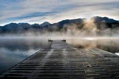 Alta jeziora Whistler Zdjęcie Stock