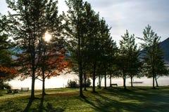 Alta jeziora Whistler Zdjęcia Royalty Free