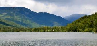 Alta Lake near Vancouver Stock Photo