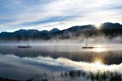 Alta Lake Whistler Immagine Stock