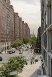 Alta linea parco in New York U.S.A. Immagine Stock Libera da Diritti
