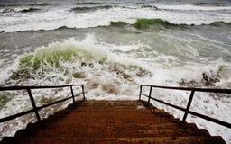 Alta marea Foto de archivo