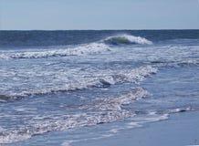 Alta marea Fotografie Stock Libere da Diritti