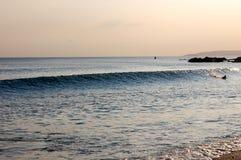 Alta marea Fotografie Stock