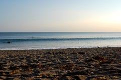 Alta marea Fotografia Stock