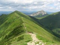 Alta montaña Foto de archivo
