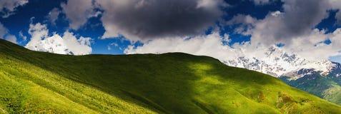 Alta montagna Immagini Stock