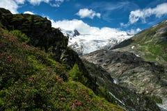 Alta montagna Immagini Stock Libere da Diritti