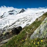 Alta montagna Fotografia Stock Libera da Diritti