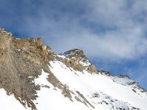 Alta montagna Fotografia Stock