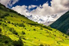 Alta montagna Immagine Stock