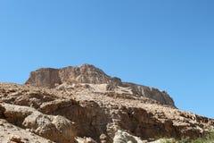 Alta montagna del deserto Fotografie Stock