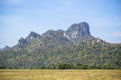 Alta montagna della calcite Fotografia Stock Libera da Diritti