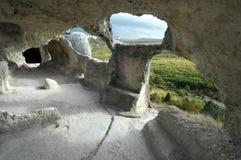 alta montagna della città antica Immagine Stock Libera da Diritti