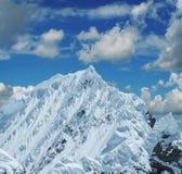 Alta montagna delle Cordigliera Immagine Stock Libera da Diritti