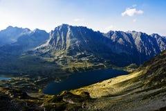 Alta montagna di Tatra Fotografia Stock Libera da Diritti