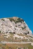 Alta montagna in Gibilterra Fotografia Stock Libera da Diritti