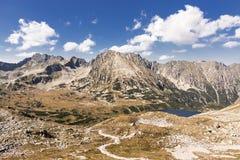 Alta montagna in Polonia. Immagine Stock Libera da Diritti