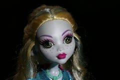Alta muñeca del monstruo Foto de archivo