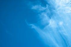 Alta nube Imagenes de archivo