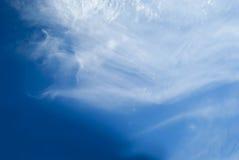 Alta nube Imagen de archivo libre de regalías