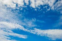 Alta nube Fotos de archivo libres de regalías