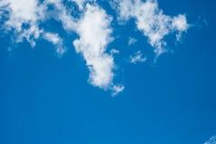 Alta nube Foto de archivo