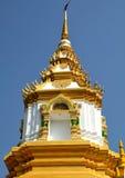 Alta pagoda Tailandia Lanna Immagine Stock