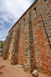 Alta parete della chiesa Immagini Stock Libere da Diritti