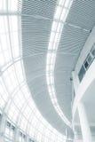 Alta parete di vetro Immagini Stock Libere da Diritti