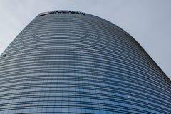 Alta parte del grattacielo Immagine Stock Libera da Diritti