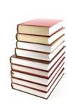 Alta piramide dei libri Immagine Stock Libera da Diritti