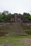 Alta piramide del tempio Fotografie Stock Libere da Diritti