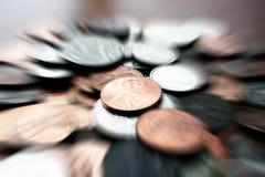 Alta qualità della foto delle azione di penny Fotografia Stock Libera da Diritti