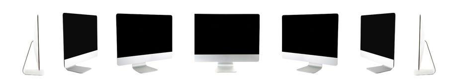 Alta raccolta di definizione di un computer di progettazione Immagine Stock