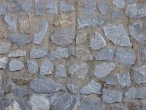 Alta resolución áspera de la textura de la pared de piedra fotografía de archivo libre de regalías