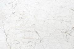 Alta resolución de mármol blanca del fondo de la textura Imagen de archivo libre de regalías
