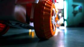 Alta risoluzione della ruota del giocattolo Immagini Stock Libere da Diritti