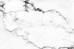 Alta risoluzione di marmo bianca del fondo di struttura Immagini Stock Libere da Diritti