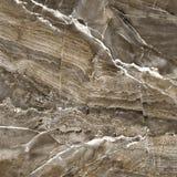 Alta risoluzione di struttura del marmo della pietra di Brown Immagine Stock Libera da Diritti