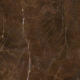 Alta risoluzione di struttura del marmo di Brown Fotografie Stock