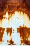 Alta risoluzione di superficie del fondo di struttura dell'estratto della ruggine del ferro Fotografia Stock Libera da Diritti