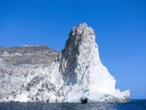 Alta roccia Fotografia Stock Libera da Diritti