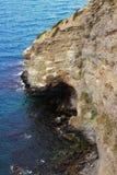 Alta roccia Immagini Stock
